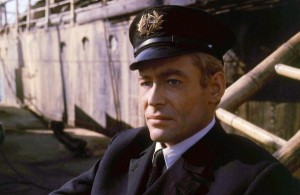 "Peter O'Toole as ""Lord Jim."""