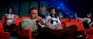 "Kirk Douglas contemplates his future in ""Two Weeks in Another Town."""
