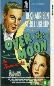 """The poster for """"Over the Moon."""""""