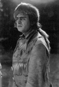 "Douglas Fairbanks, as Lo Dorman, lives in the forest in ""The Half-Breed."""