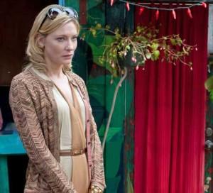 "Cate Blanchette in ""Blue Jasmine."""