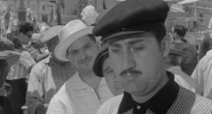 """Alberto Sordi, as Antonio, takes a trip to Sicily in """"Mafioso."""""""