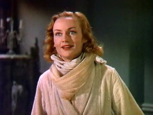 """Carole Lombard looks rather healthy in """"Nothing Sacred."""""""