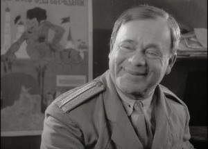 "Apollon (Ivan Sadovsky) seeks profit in ""Shkurnyk."""