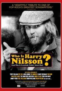 "The poster for ""Who is Harry Nilsson (And Why is Everybody Talkin' About Him?)"""
