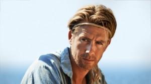 "Pål Sverre Hagen as Thor Heyerdahl in ""Kon-Tiki."""