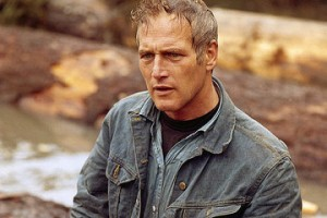 """Paul Newman plays a determined lumberman in """"Sometimes a Great Notion."""""""