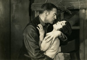 """Clive Brook and Jacqueline Logan star in """"Midnight Madness."""""""