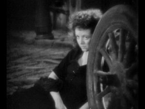 "Janet Gaynor in ""Seventh Heaven."""